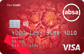 Flexi Core Credit Card by Absa