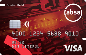 Absa Student Silver Account