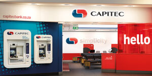 Capitec ATMs and Branches