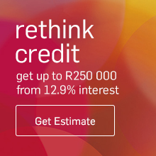 Personalized Credit by Capitec Bank