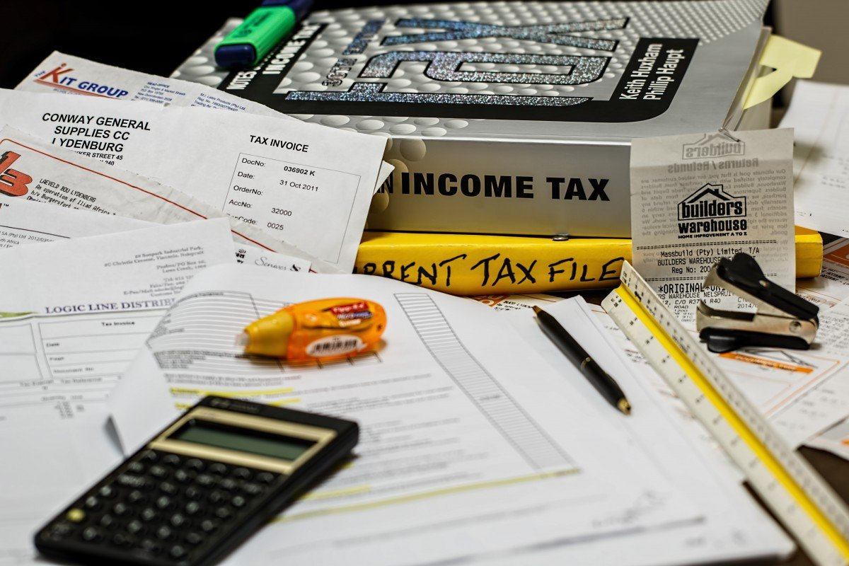 Submitting tax returns to SARS