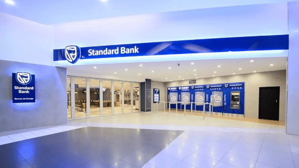 Standard Bank now approves a business loan in 3 minutes