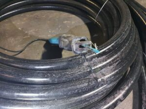 'Eskom employee arrested for cable theft'