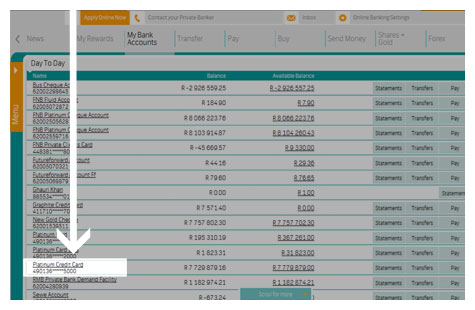 FNB Automated Payment