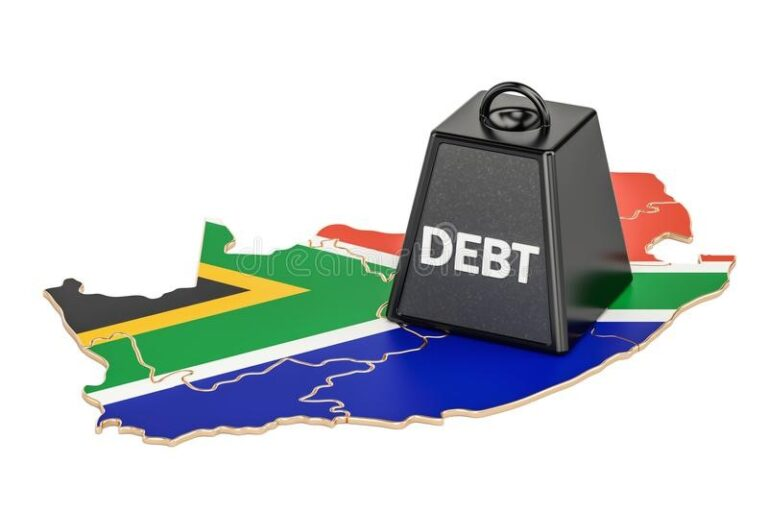South Africa in Debt
