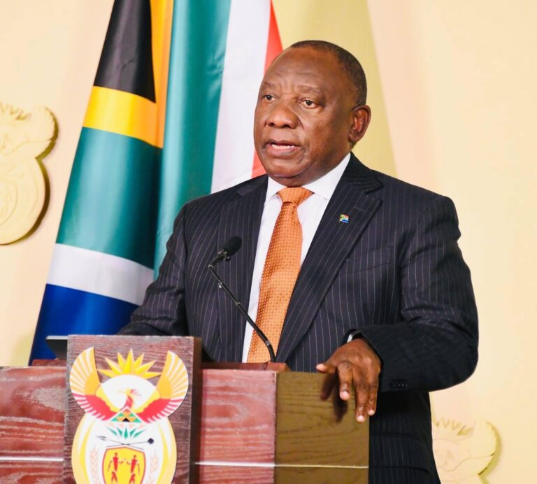 South Africa moves to lockdown level 1 from midnight.